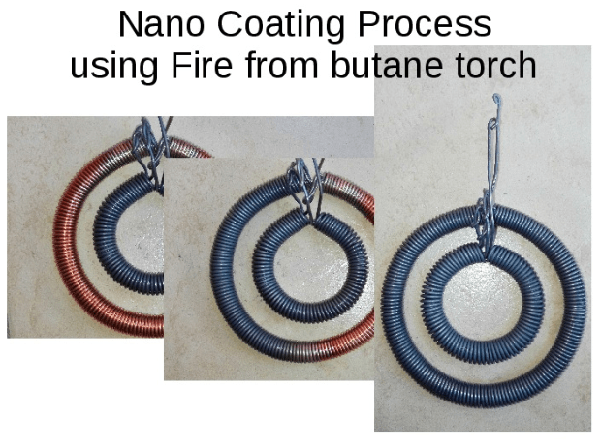 NANO_COATING_PROCESS_USING_FIRE_FROM_BUTANE_TORCH